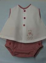 Diaper Shirt Set for Henry
