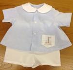 Michie's Diaper Shirt for Boys