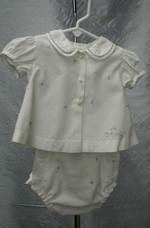 Baby Shirt & Diaper Cover