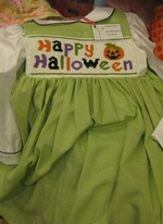 Happy Halloween Dress Kit