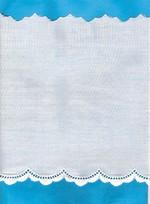 Swiss Edging-White