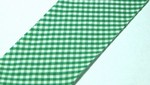Kelly Green Gingham Precut Bias