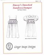 Stacey's Smocked Sundress/Jumper