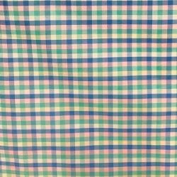 Pastel Multi-Colored Gingham