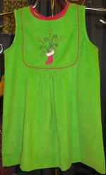 Apple Green Isabella