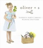 Garden Party Dress & Blouse