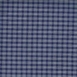 Pima Mini Tartan-Blue