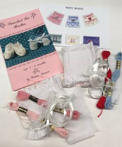 Ready to Smock Toe Bootie Kit