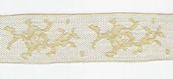 French Antique Gold Insertion