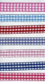 French Gingham Ribbon