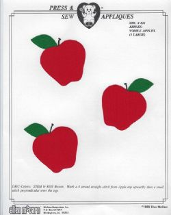 Whole Apples #821