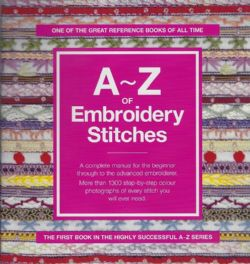 A to Z of Embroidery Stitches