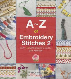 A to Z of Embroidery Stitches 2