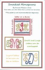 Smocked Monograms