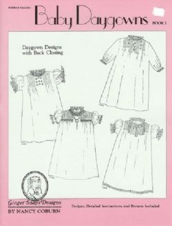 Baby Daygowns Book 1