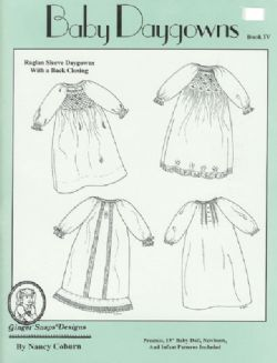 Baby Daygowns Book 4