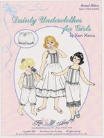 Dainty Underclothes for Girls