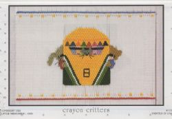 #112 Crayon Critters