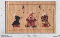 #095  3 Ring Circus