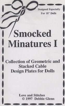 Smocked Minatures I