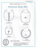 Heirloom Baby Bibs