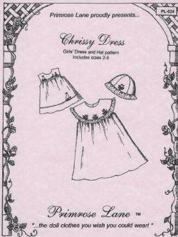 Chrissy Dress