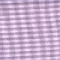 Pima Gingham Check Lavender