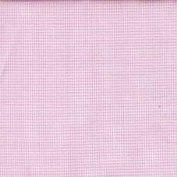 Pima Microcheck Pink