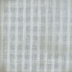 Ulster Linen Check-Blue