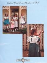 Empire Waist Dress, Pinafore & Bib